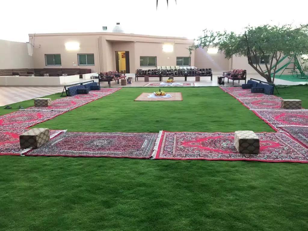 للبيع إستراحة صبة متكاملة بحى الشفاء خلف قصر اشبليا بحائل للتفاصيل عرض رقم 155191 درة حائل للعقارات